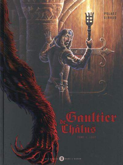 image de Gaultier de Chalus tome 1 - Loup