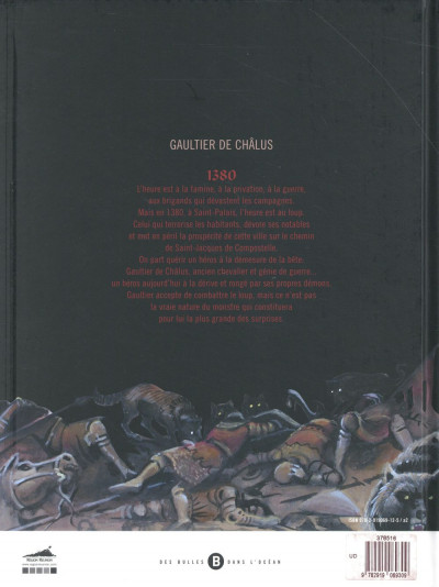 Dos Gaultier de Chalus tome 1
