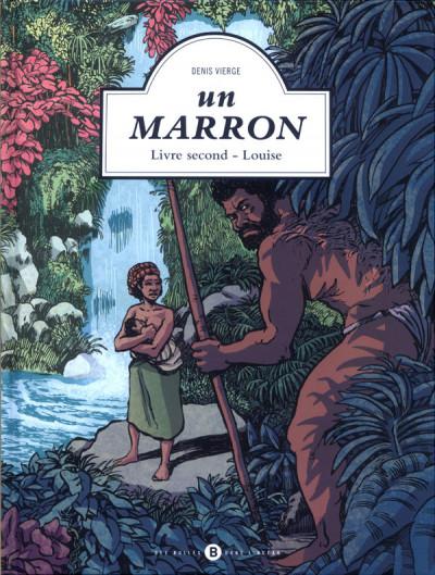 Couverture Un marron tome 2 - Louise