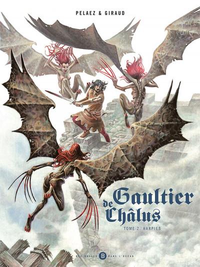 Couverture Gaultier de Chalus tome 2