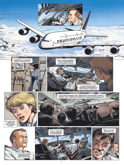 Page 1 Fièvre tome 1