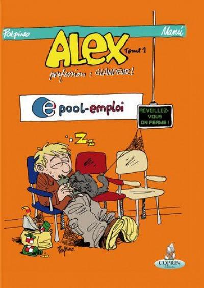 image de Alex tome 1 - profession : glandeur !