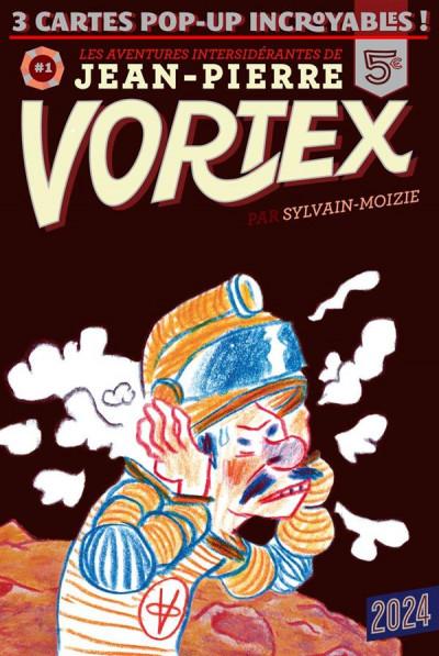 image de les aventures de Jean-Pierre Vortex tome 1