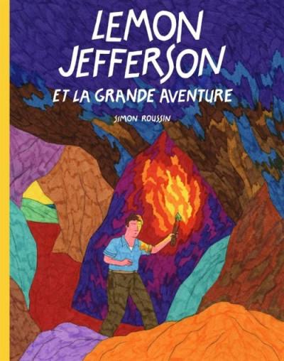 Couverture Lemon Jefferson et la grande aventure