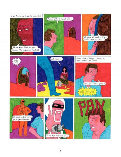 Page 4 Lemon Jefferson et la grande aventure