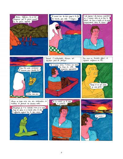 Page 6 Lemon Jefferson et la grande aventure