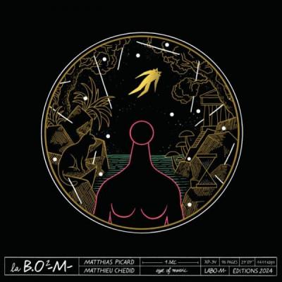 Couverture La B.O2 -M- (+ CD)