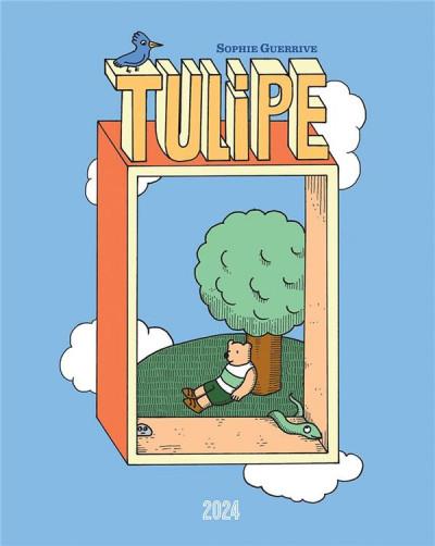Couverture Tulipe