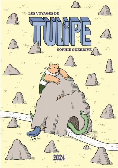Couverture Les voyages de Tulipe