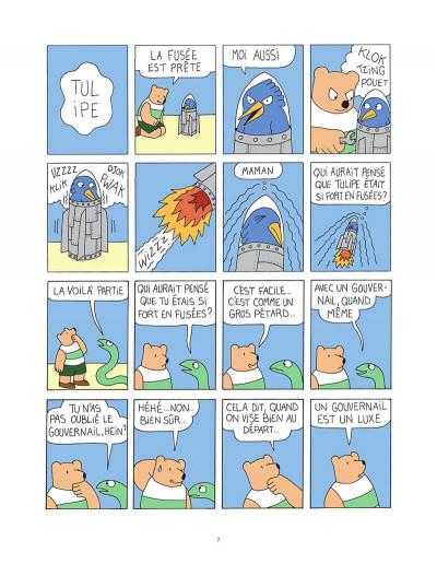 Page 6 Les voyages de Tulipe