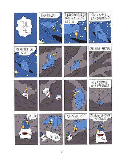 Page 8 Les voyages de Tulipe