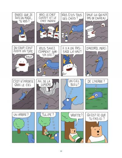 Page 9 Les voyages de Tulipe