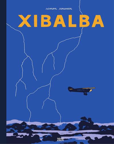 Couverture Xibalba