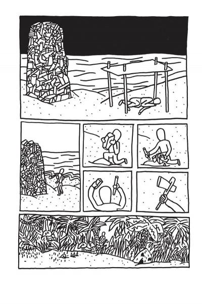 Page 0 Isles - La grande odyssée