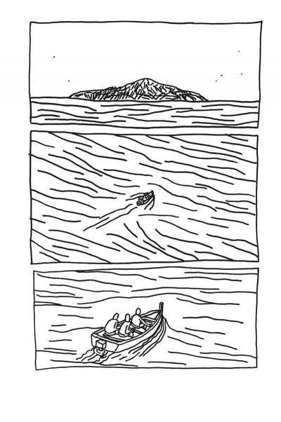 Page 2 Isles - La grande odyssée
