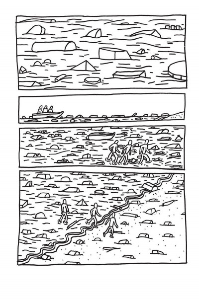 Page 4 Isles - La grande odyssée