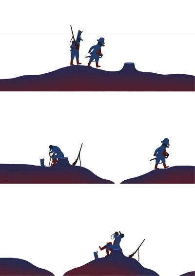 Page 0 La traversée
