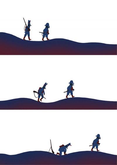 Page 7 La traversée