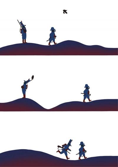 Page 9 La traversée