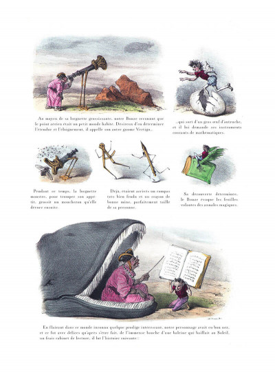 Page 3 Le mirliton merveilleux