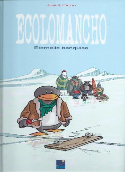 Couverture Ecolomancho tome 1