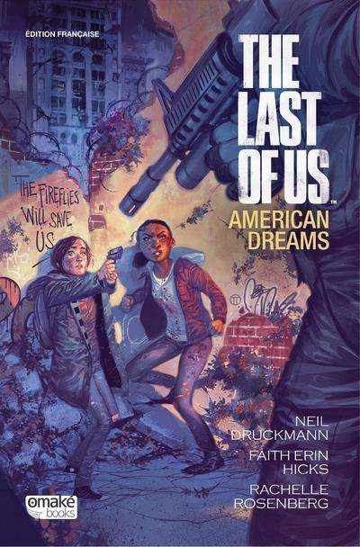 Couverture The last of us