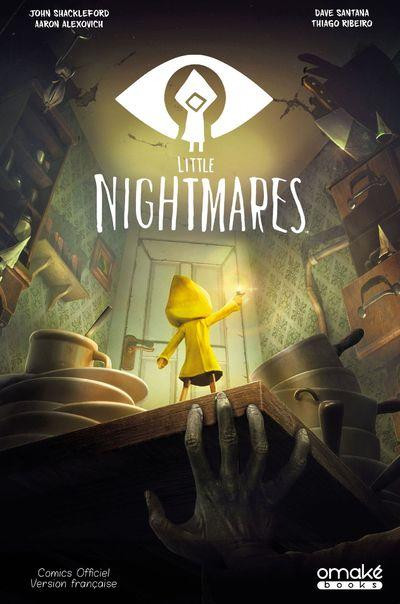 Couverture Little nightmares