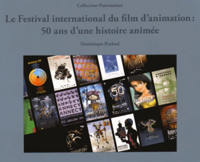 Couverture Le Festival international du film d'animation