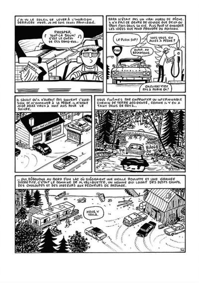 Page 1 paul à la pêche