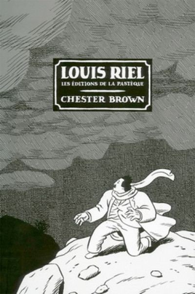 Couverture Louis Riel