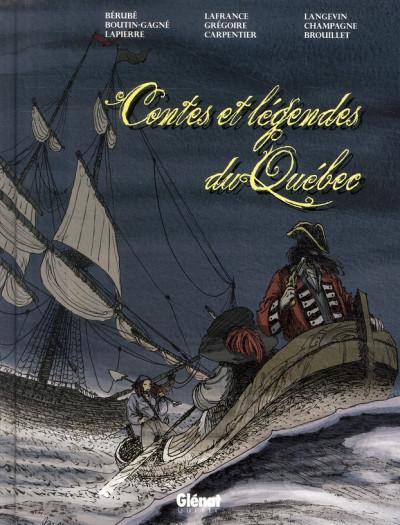 Couverture contes et légendes du québec