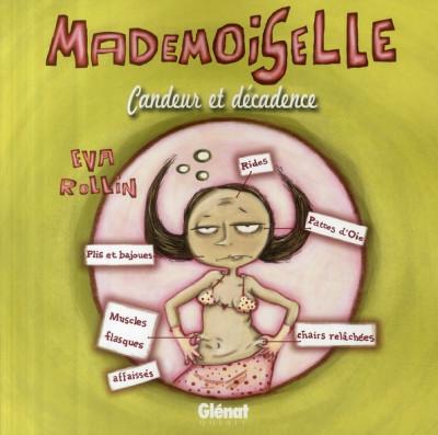 image de mademoiselle tome 2 - candeur et décadence