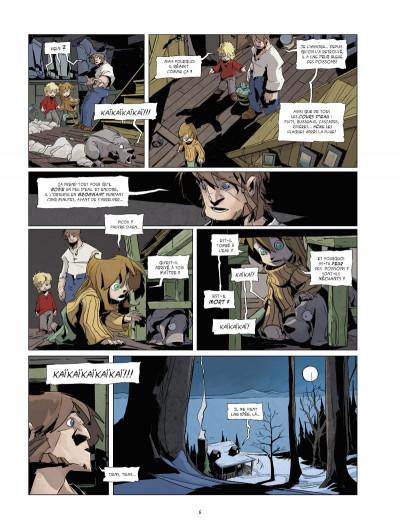 Page 4 la bête du lac