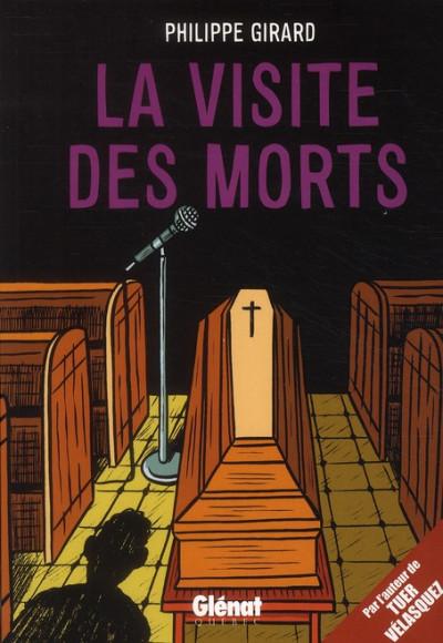 Couverture la visite des morts