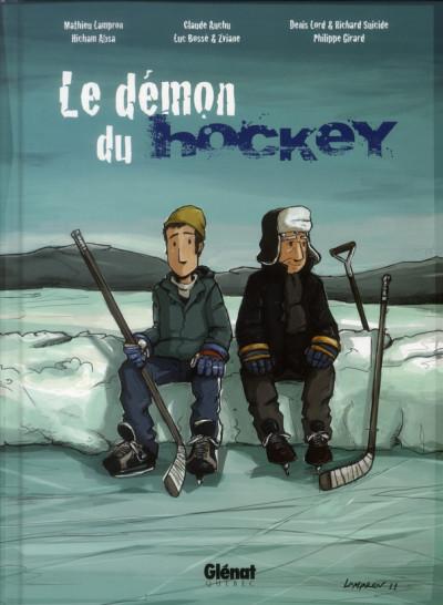 image de le démon du hockey
