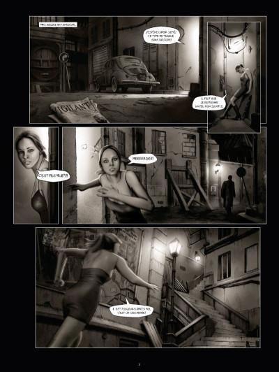 Page 1 frontiers tome 1 - la traque