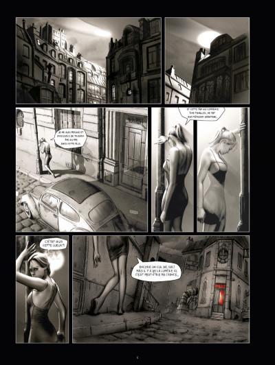 Page 4 frontiers tome 1 - la traque