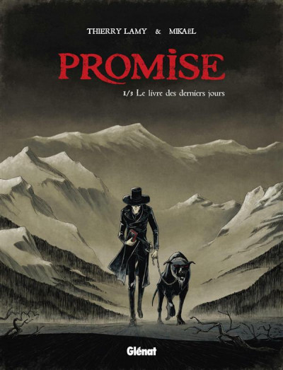 Couverture Promise tome 1