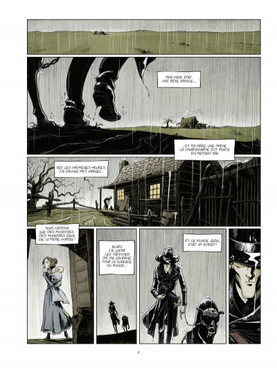 Page 1 Promise tome 1