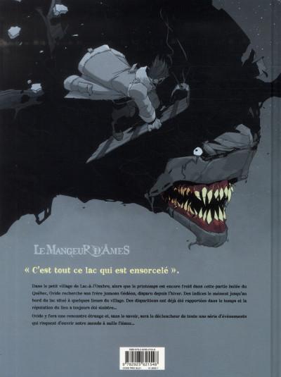 Dos Le mangeur d'âmes tome 1