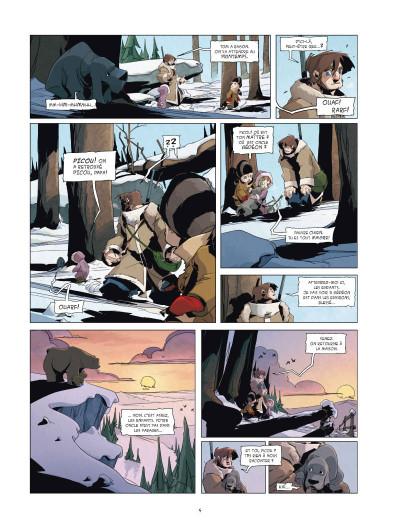 Page 2 Le mangeur d'âmes tome 1