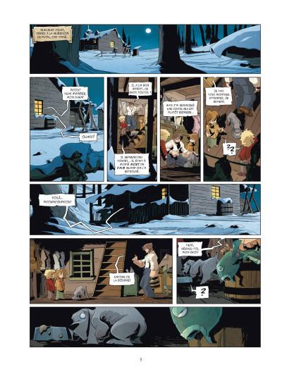 Page 3 Le mangeur d'âmes tome 1