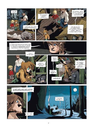 Page 4 Le mangeur d'âmes tome 1
