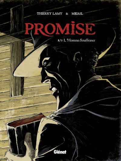 Couverture Promise tome 2