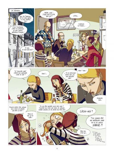Page 3 Le domaine Grisloire tome 2