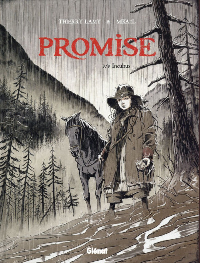 Couverture Promise tome 3