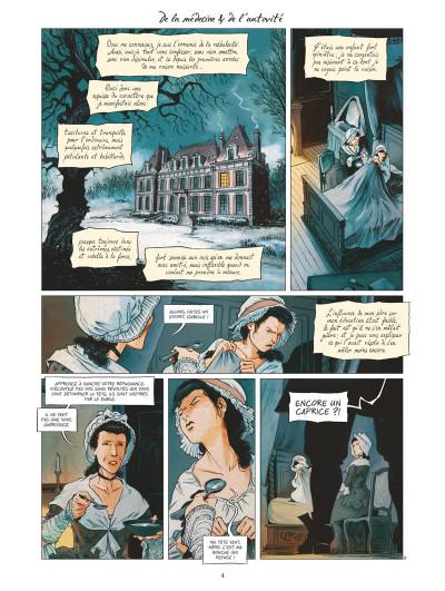 Page 2 Liaisons dangereuses préliminaires tome 2