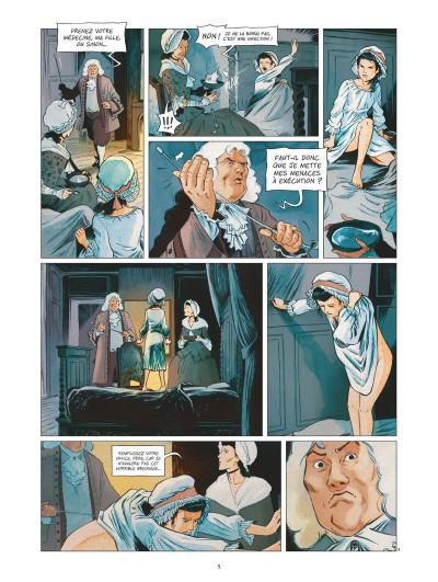 Page 3 Liaisons dangereuses préliminaires tome 2