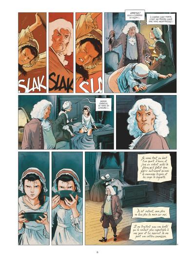 Page 4 Liaisons dangereuses préliminaires tome 2