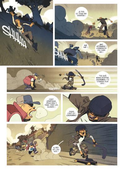 Page 2 Kidz tome 1
